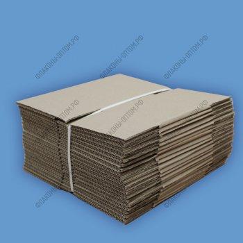 Коробки для флаконов с твист крышкой объемом 60мл (самосборные)