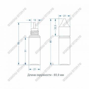 CHUBBY GORILLA V3 15мл  (EL HUNTER) PET